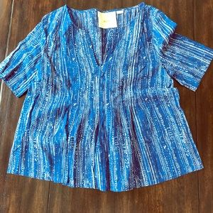 MAEVE from Anthropologie blouse size 10
